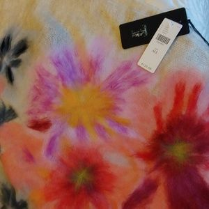 Anthropologie scarf, new with tags.